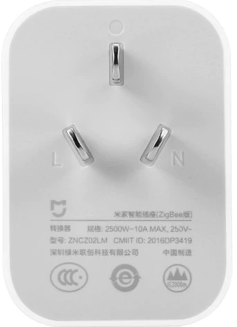 ZNCZ02LM-Xiaomi-Mijia-ZigBee-Power-Plug-Back