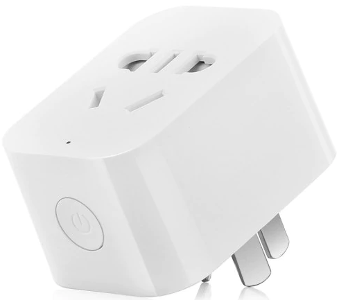 ZNCZ02LM-Xiaomi-Mijia-ZigBee-Power-Plug-Front